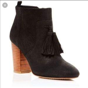 'Linds' Tassel Ankle Bootie FRENCH CONNECTION